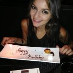 BDAY AT L'ATELIER DE JOEL ROBUCHON