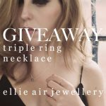 TRIPLE RING NECKLACE GIVEAWAY (CLOSED)