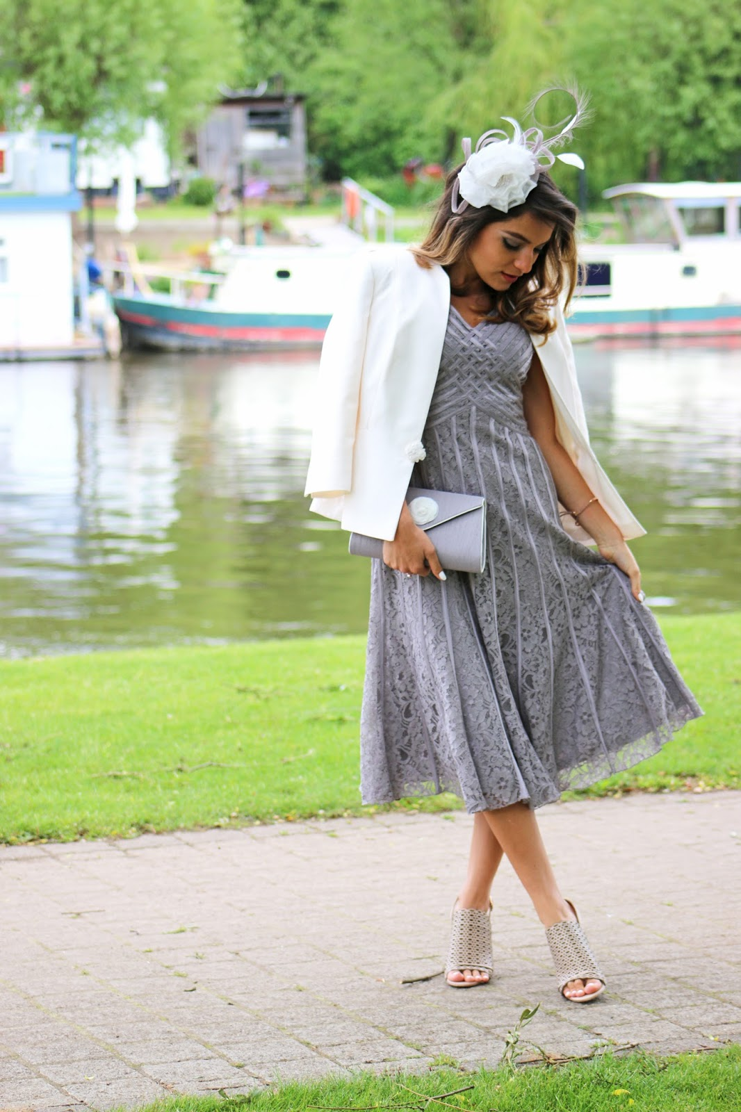 Whitneys Wonderland Fashion Blogger Tips On What To Wear A Traditional British Wedding