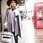 LONDON FASHION WEEK DAY 4 IN NOOKI CAPE AND TWIST & TANGO JEANS