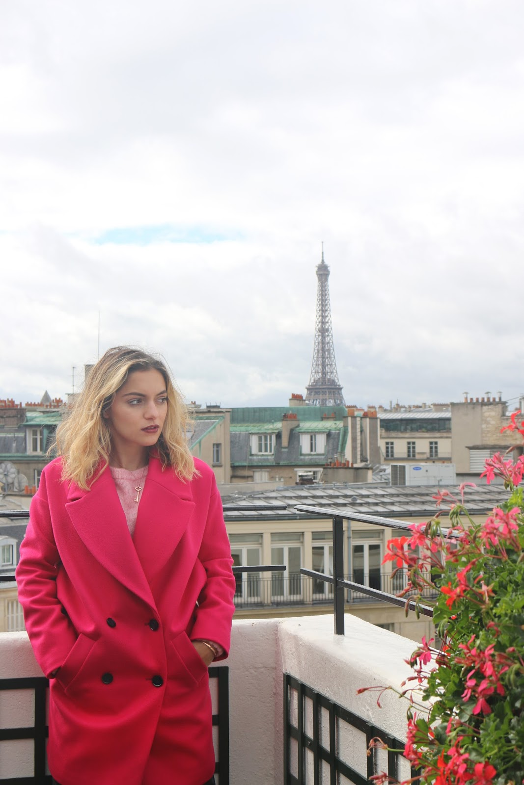 Whitney's Wonderland UK luxury lifestyle blogger reveals the Top 5 Trends for A/W 15 in conjunction with The Dressing Room St. Albans at 5 star Hotel Napoleon Paris