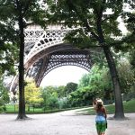 PARIS PICNIC IN MICARTSY DRESS