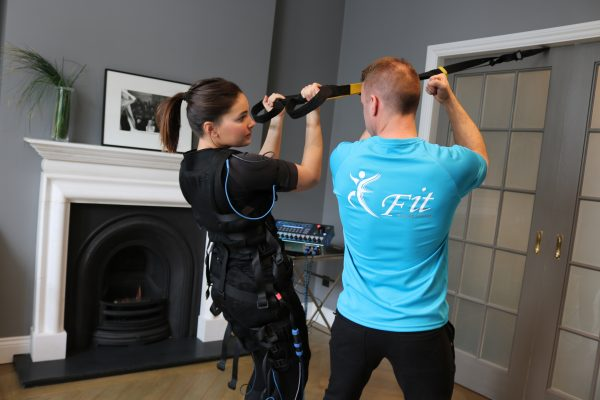 EMS TRAINING AT HOME WITH E-FIT LONDON