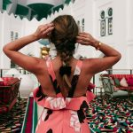 HOW TO DRESS FOR DUBAI:  AT BURJ AL ARAB