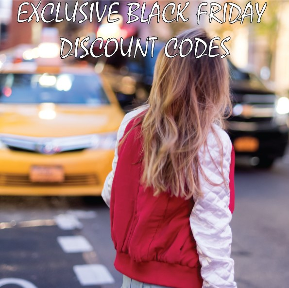 Exclusive Discount codes from Asos, Shopbob, The Outnet and more for Whitney's Wonderland readers this Black Friday and Cyber Weekend