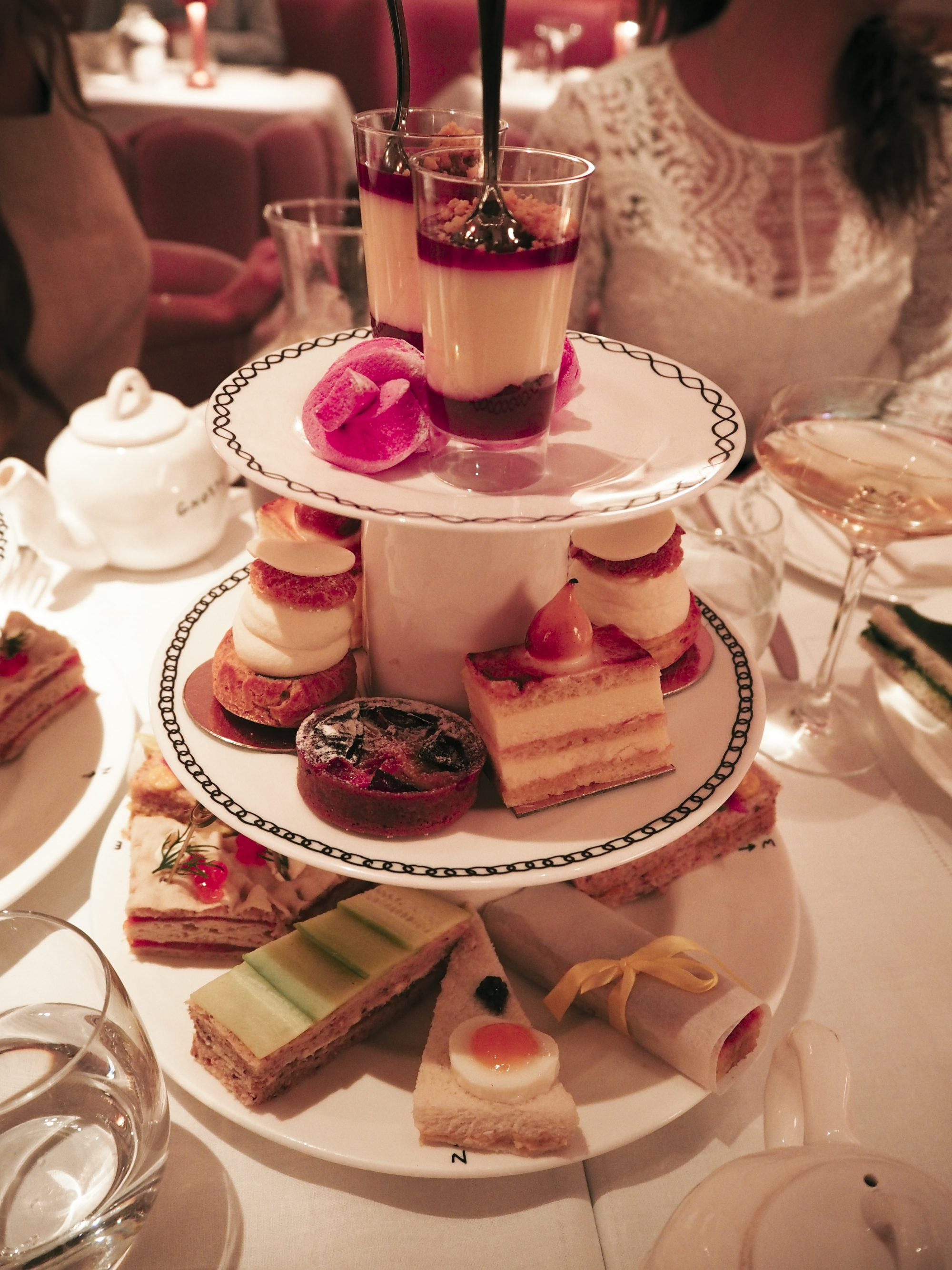 Whitney's Wonderland UK Top Luxury Lifestyle Blogger review of afternoon tea at Sketch, London