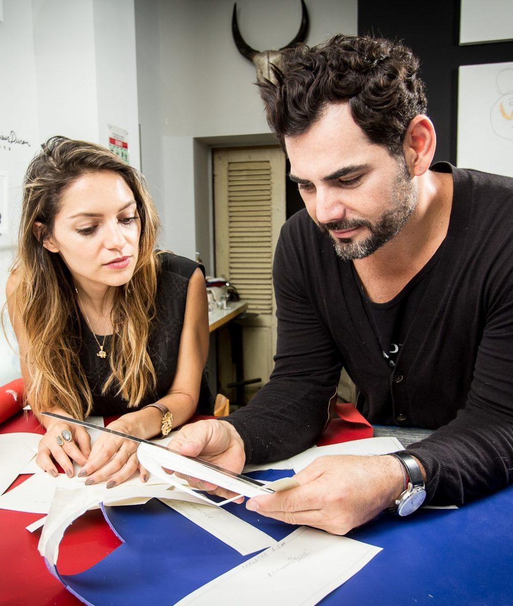 Costa Rican leather goods Designer Toribio and Top Blogger and Designer Whitney's Wonderland collaboration #ProudBag