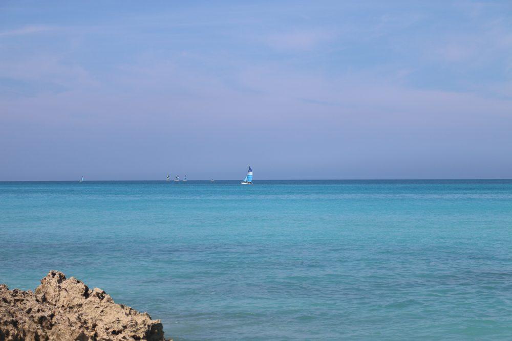 Whitney's Wonderland in Varadero turquoise ocean Varadero