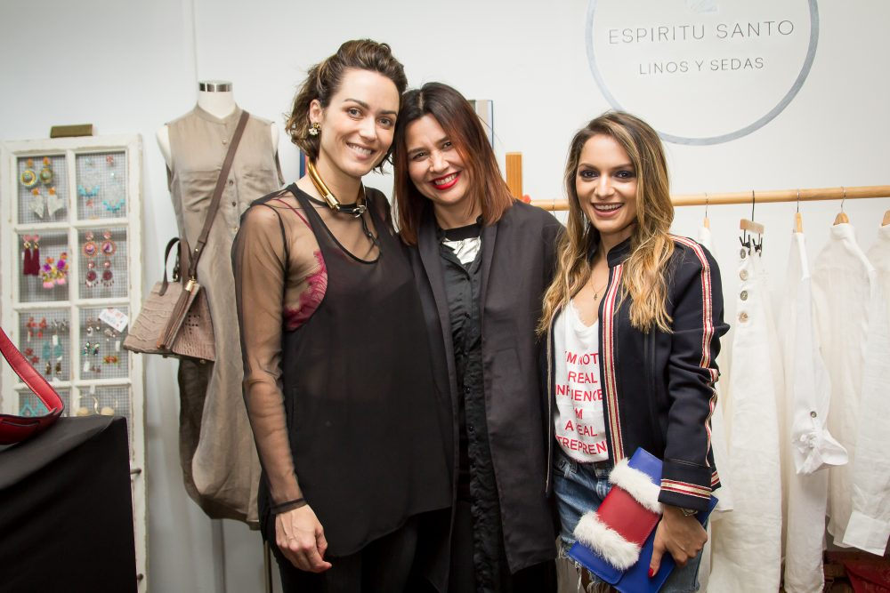Whitney's Wonderland Whitney Valverde Designer #ProudBag launch with Espiritu Santo and Universidad Creativa