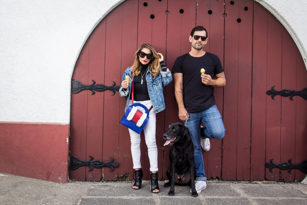 Whitney's Wonderland Costa Rican Super Blogger and Toribio Proud Bag design collaboration