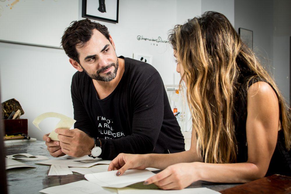 Luxury Costa Rican leather goods Designer Toribio and Top Blogger and Designer Whitney's Wonderland collaboration