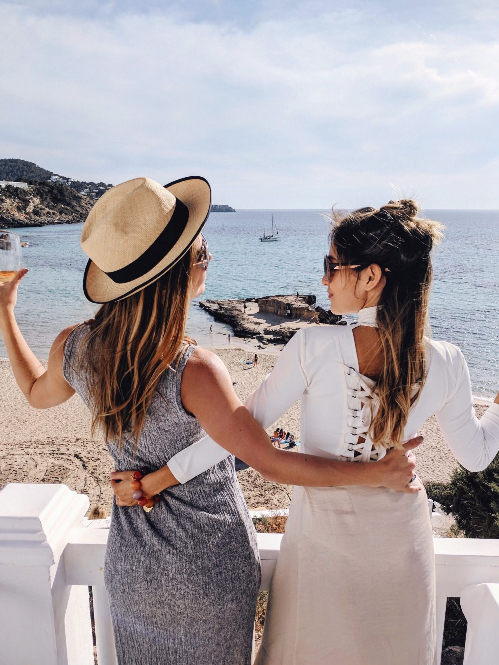 Whitney's Wonderland UK Top Luxury Lifestyle Blogger in Cotton Beach Club Ibiza