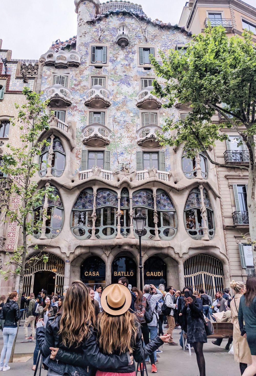 Whitney's Wonderland in Barcelona