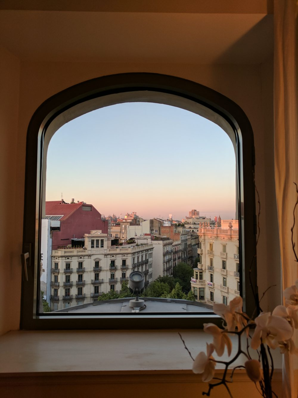 Majestic Hotel suite Barcelona