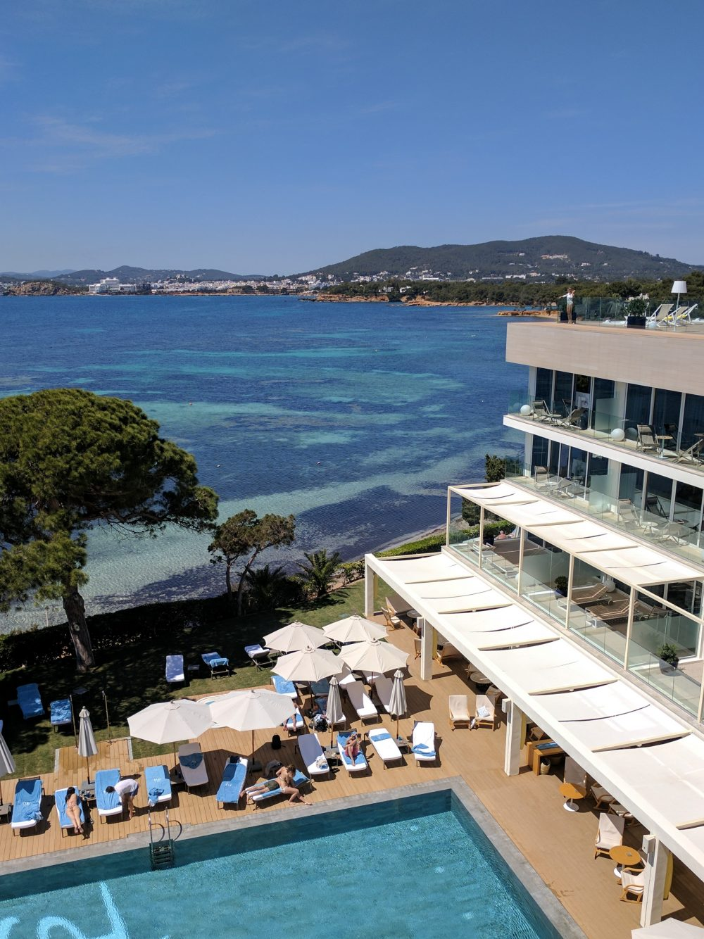 Whitney's Wonderland UK Travel Expert review ME Ibiza Hotel