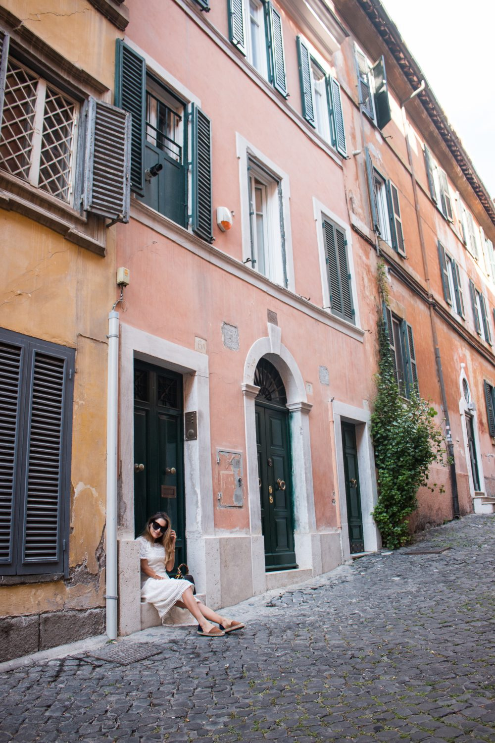 Whitney's Wonderland UK Top Luxury Travel Blogger in Rome, Italy with Nerva Hotel