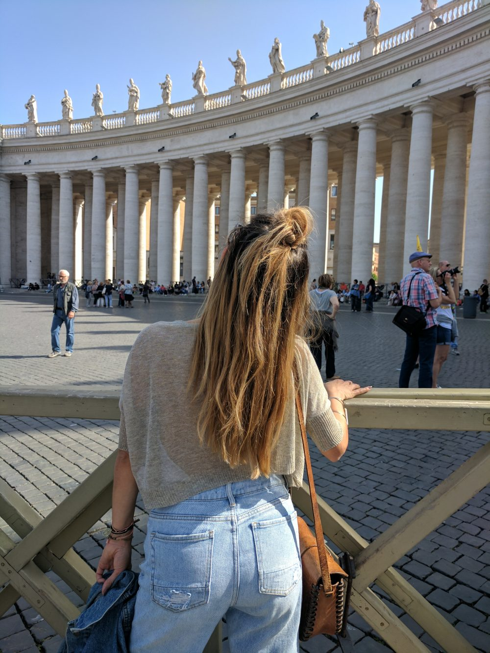 Whitney's Wonderland Travel Guide what to do in Rome vatican city
