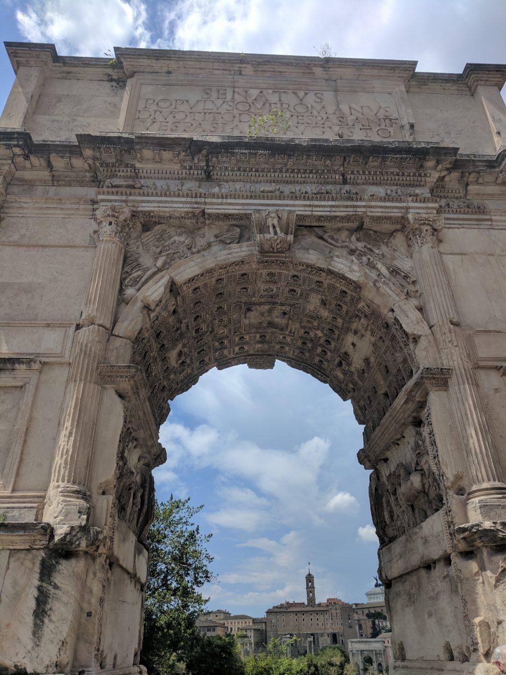 Whitney's Wonderland UK Top Travel Blogger Guide Roman ruins
