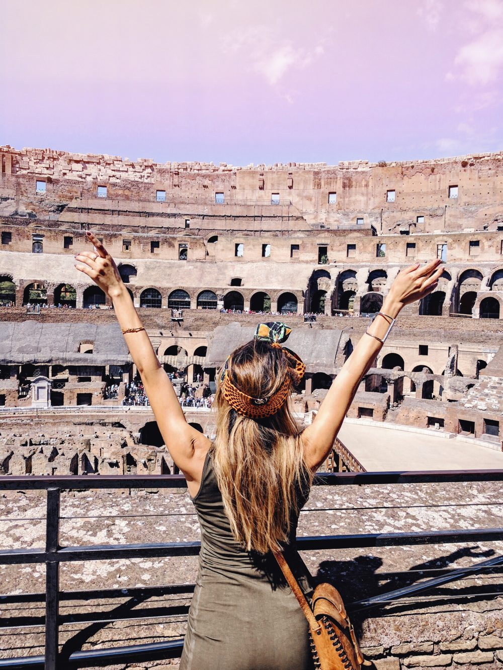 Whitney's Wonderland UK & USA Top Luxury Travel Blogger shares a complete and unique Travel Guide to Rome including where to stay, eat, and what to do