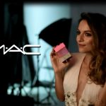 MAC COSMETICS SHADESCENTS BRAND AMBASSADOR FOR VELVET TEDDY