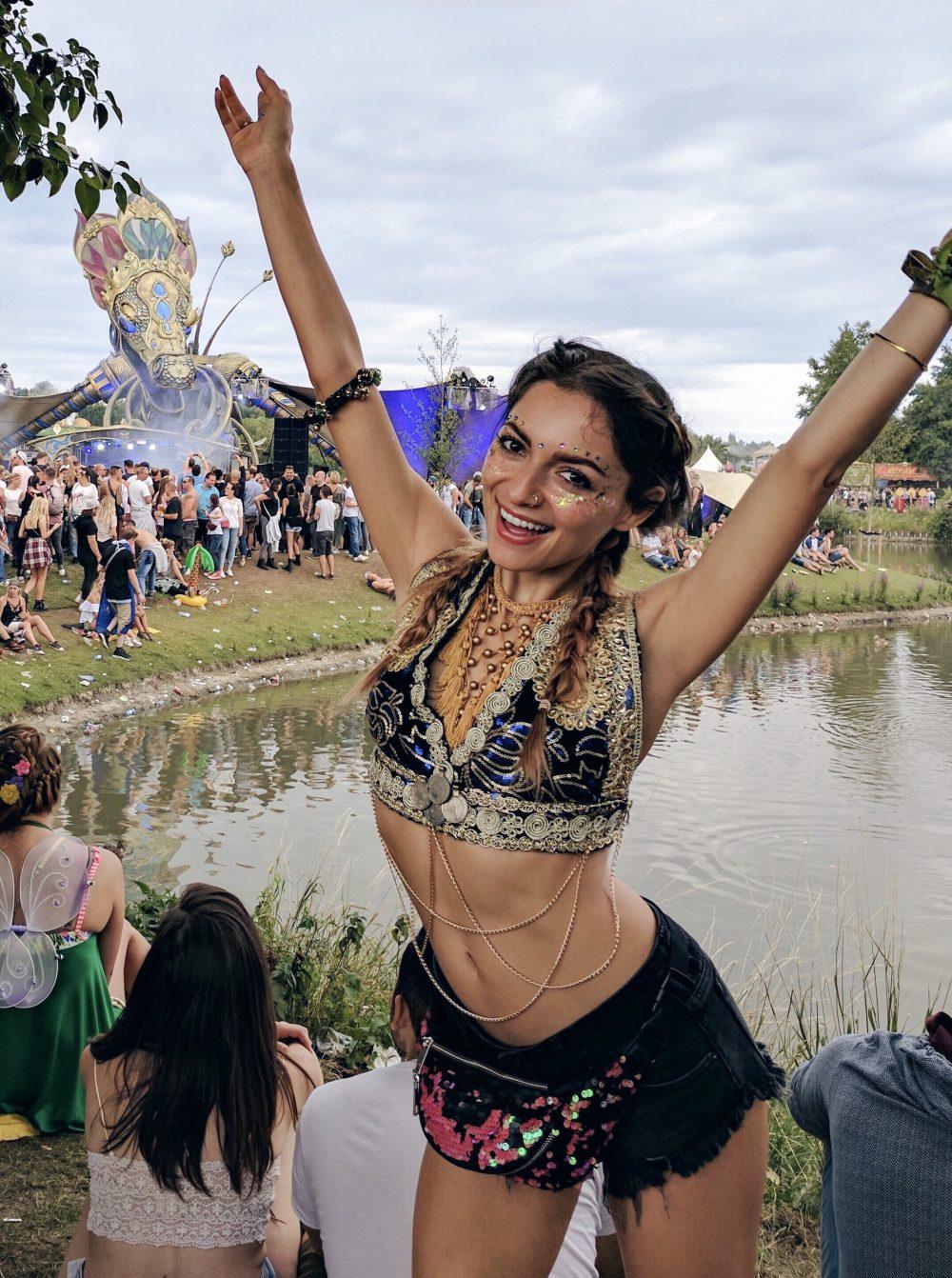 Tomorrowland style Whitney's Wonderland