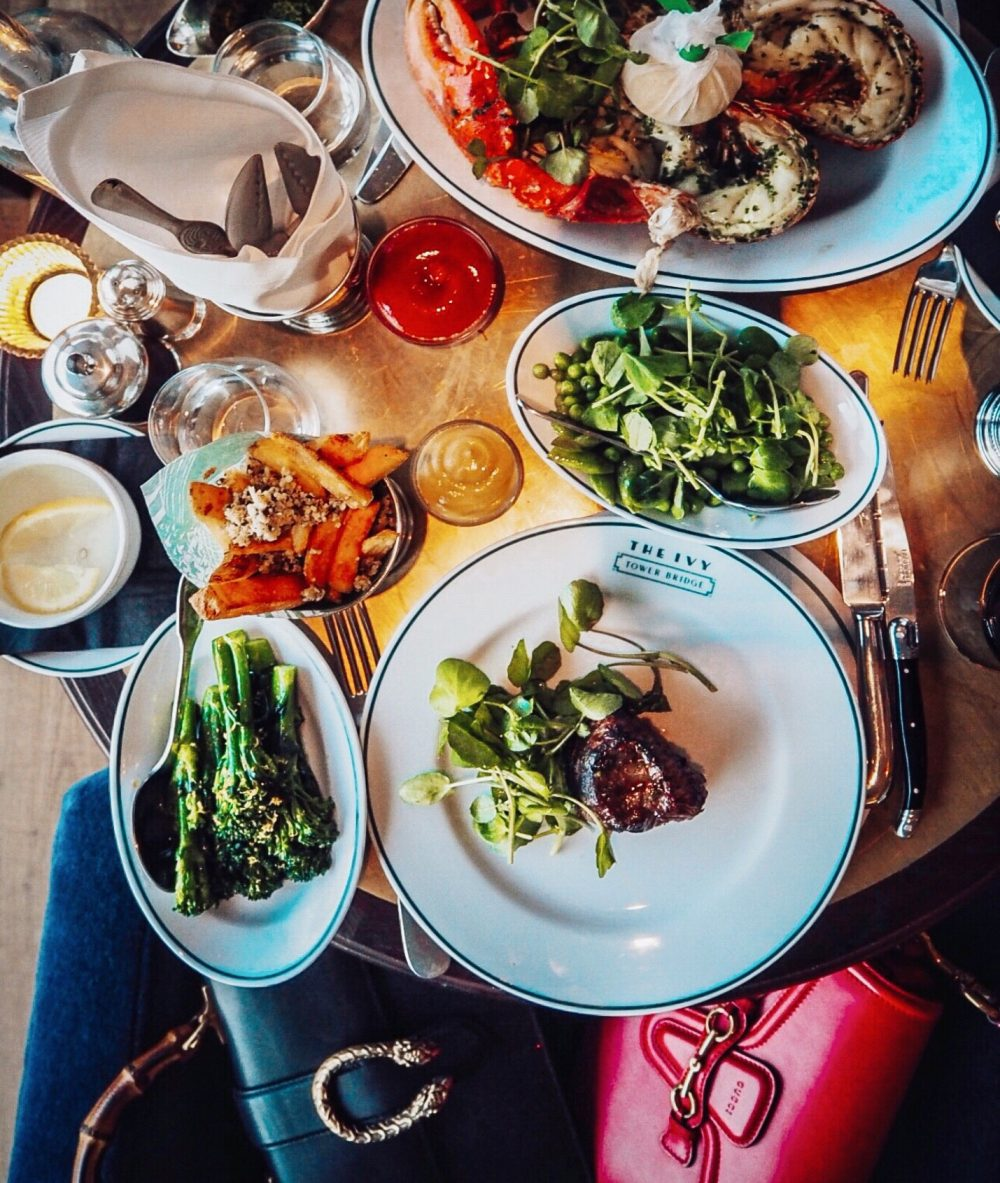Whitney's Wonderland UK Top Restaurant Blogger 4 hot restaurants in London