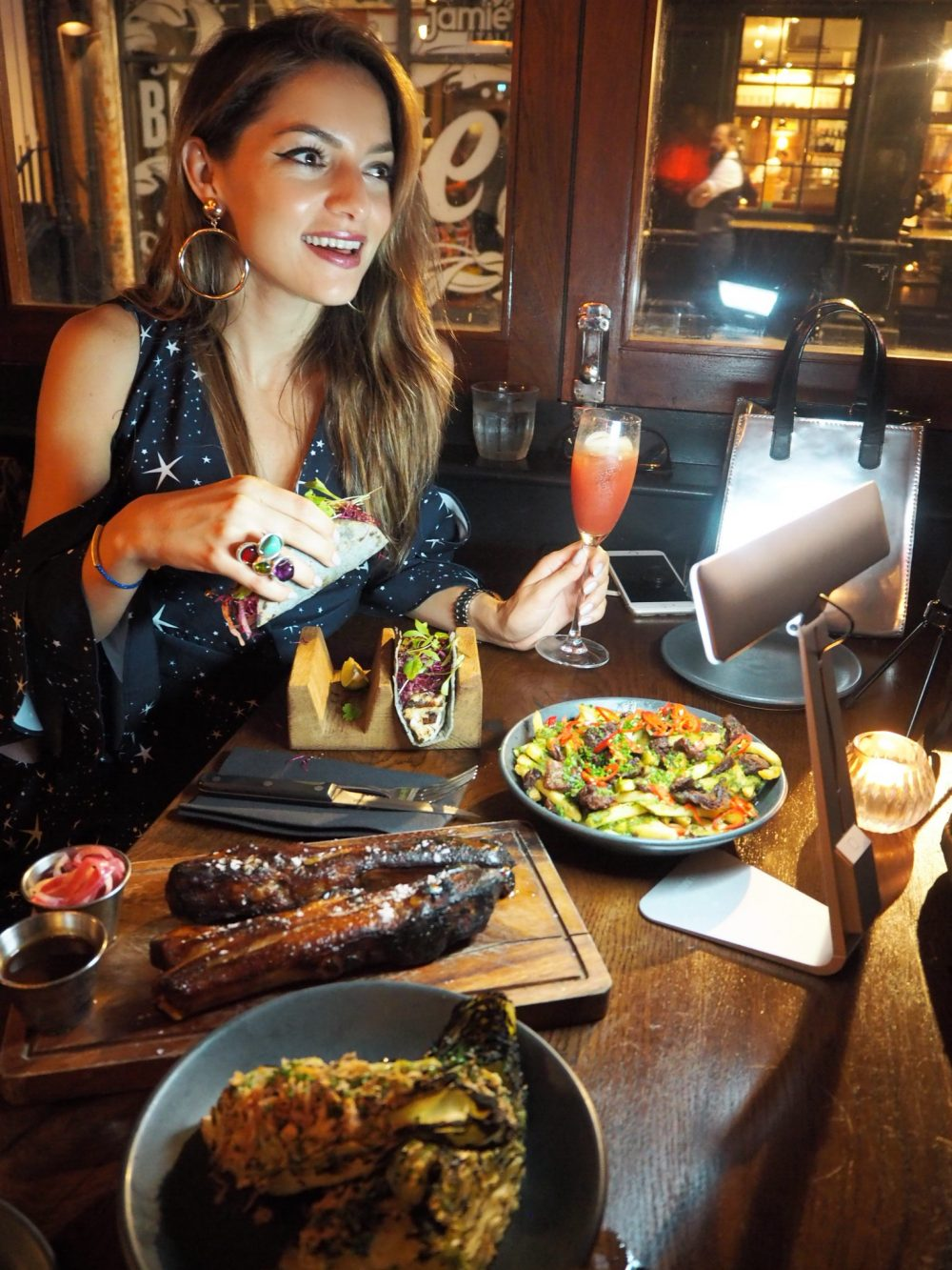 Whitney's Wonderland UK Top Restaurant Blogger Dirty Bones Soho review