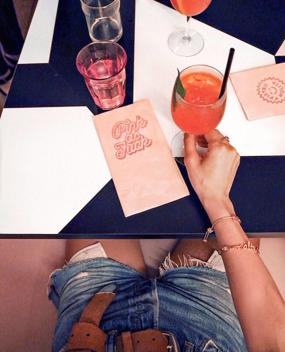 Whitney's Wonderland most instagrammable restaurants in NYC Pietro Nolita