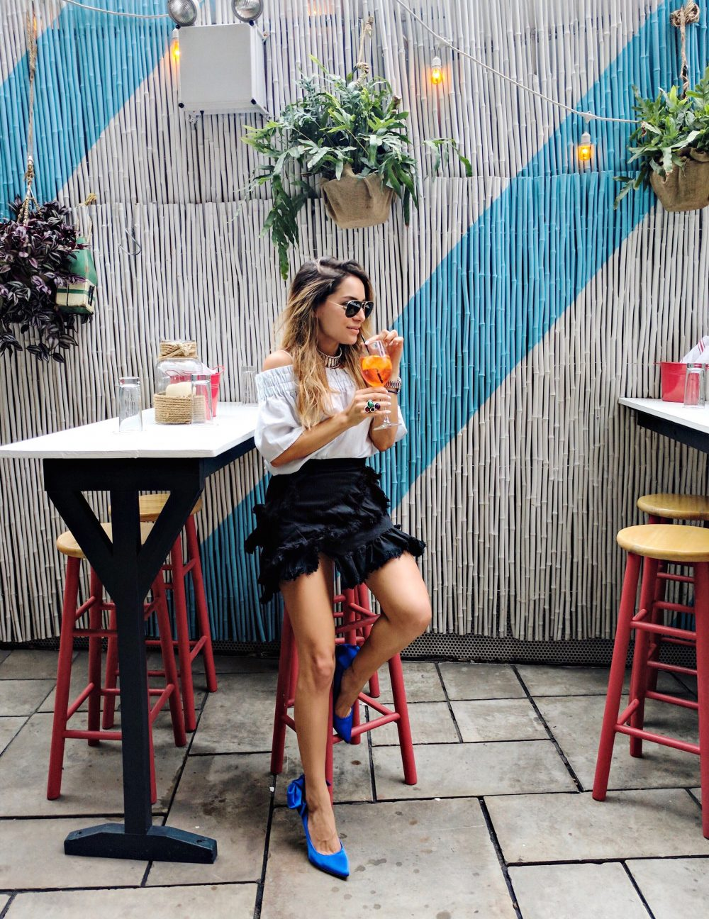 Whitney's Wonderland NYC Top Blogger most instagrammable restaurants in NYC Gilligan's