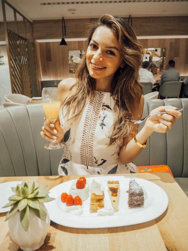 Whitney's Wonderland UK Top Food Blogger Best Brunch Spots in London Theo Randall