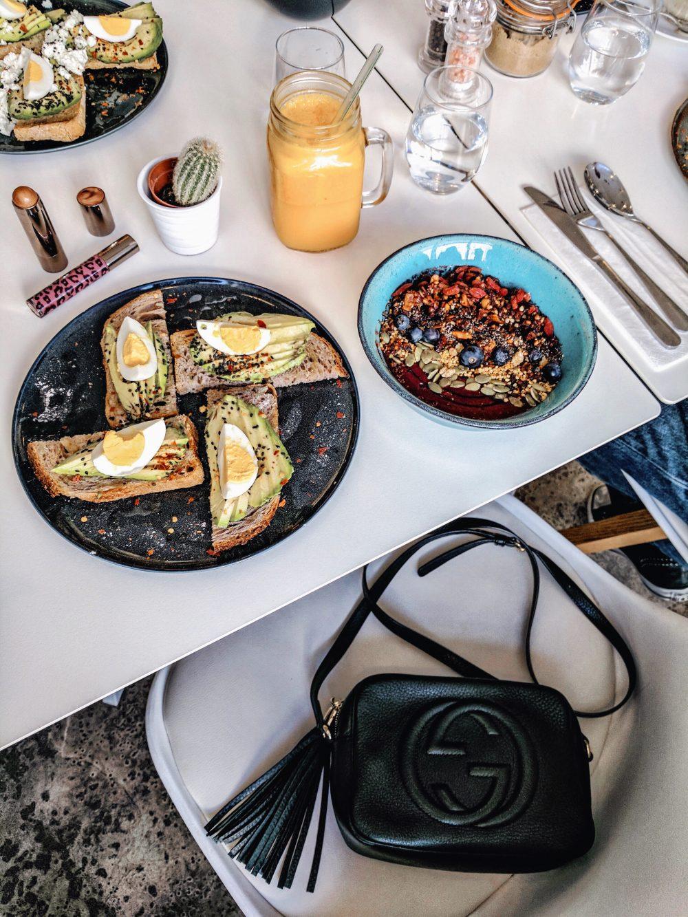Whitney's Wonderland UK Top Food Blogger Best Brunch Spots in London on 2018 Jusu Brothers