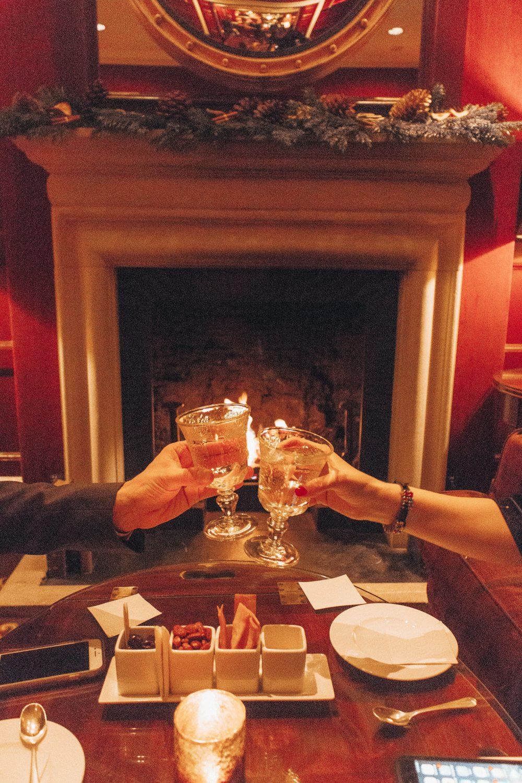 Relais & Chateaux Chewton Glen review