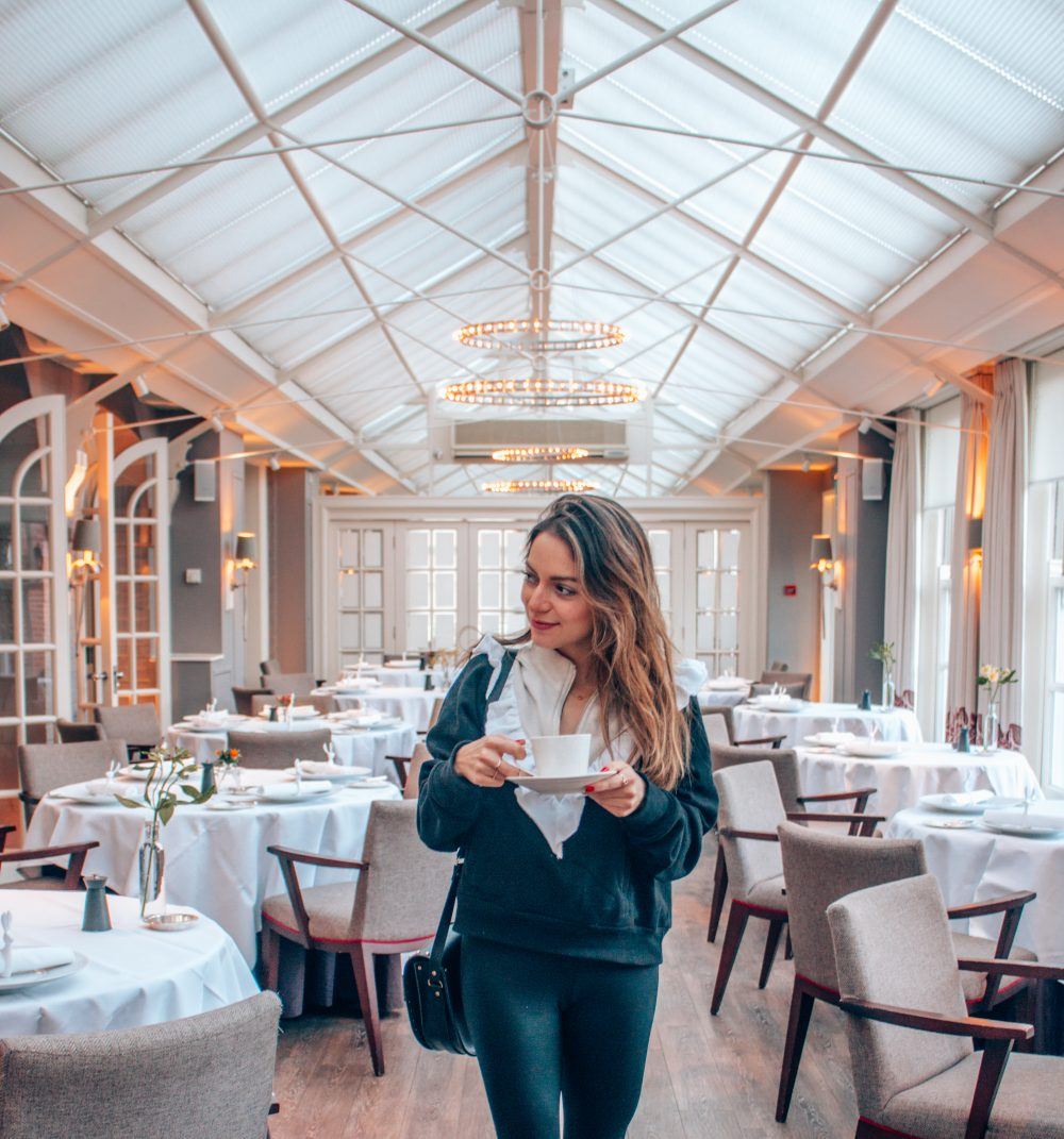Whitney's Wonderland UK Top Luxury Travel Blogger visits and reviews Relais & Chateaux Chewton Glen in the English Coutryside