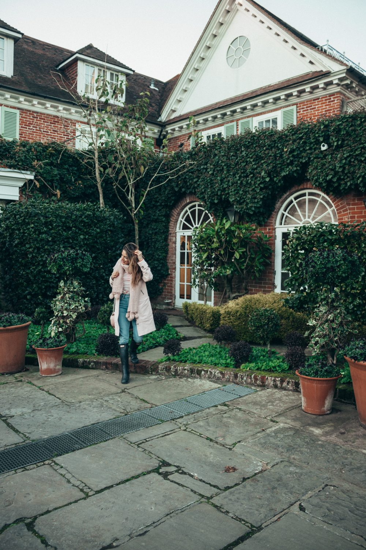 Whitney's Wonderland UK Food Blogger review of Chewton Glen