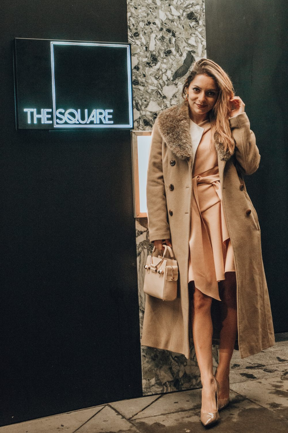 Whitney's Wonderland UK Top Food Blogger The Square Mayfair review