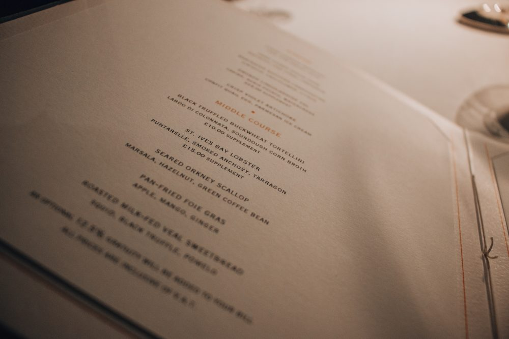 The Square Mayfair michelin star London Chef Clement Leroy review