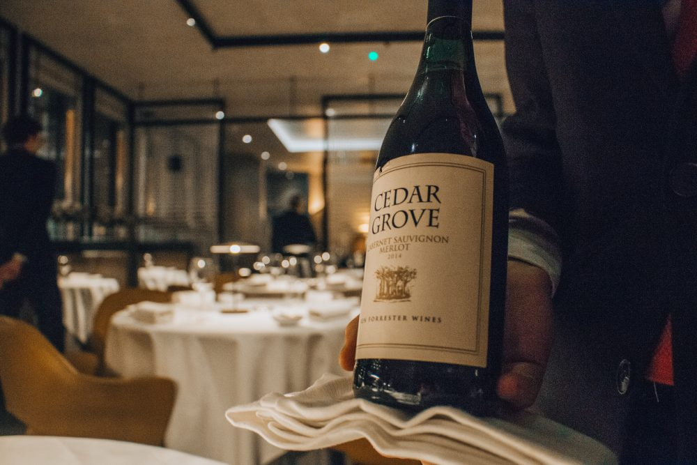 The Square michelin star London re opening review