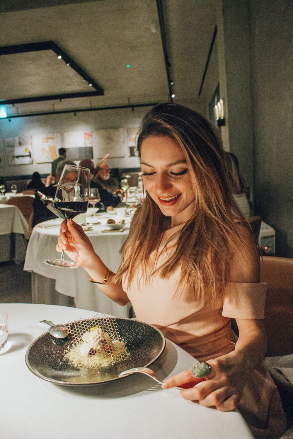 Whitney's Wonderland UK Top Gourmet Food Blogger The Square Mayfair review