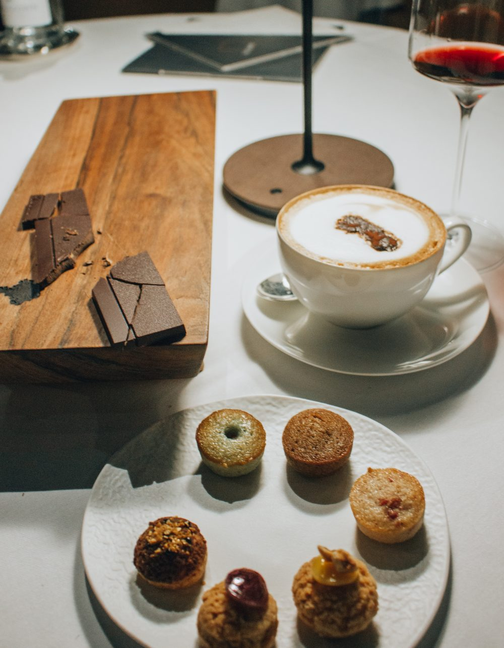 Whitney's Wonderland Top Gourmet Food Blogger The Square Mayfair review