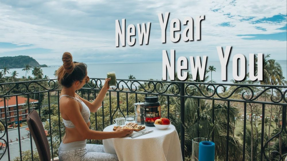 Whitney's Wonderland UK Top Lifestyle Blogger vlog on How to Stick to Your New Year Resolutions with Amazon.