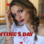 EASY VALENTINE'S DAY MAKEUP TUTORIAL
